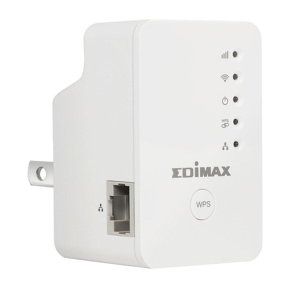Edimax EW-7438RPn Mini N300 Mini Wi-Fi Extender/Access Point/Wi-Fi Bridge