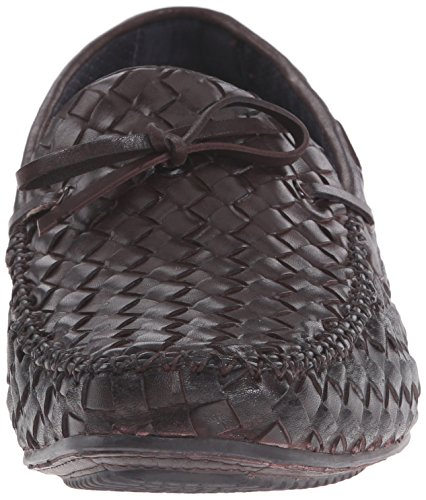 Zanzara Men's Dali Slip-On Loafer Brown LvwlgZ2kg