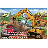 Melissa & Doug Building Site 48pc Floor Puzzle