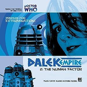 Dalek Empire - 1.2 The Human Factor Audiobook