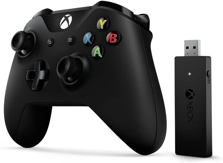 Microsoft Xbox One Wired Controller Gamepad PC,Xbox One Negro ...
