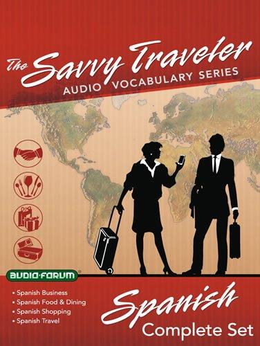 Download Savvy Traveler Spanish Complete Set (6 CDs) PDF