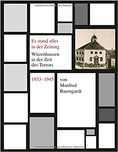 Book Es stand alles in der Zeitung (German Edition)