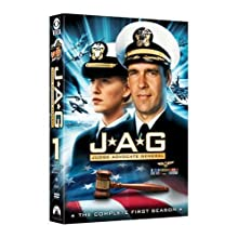 JAG (Judge Advocate General) - The Complete First Season (1995)