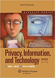 Privacy, Information and Technology