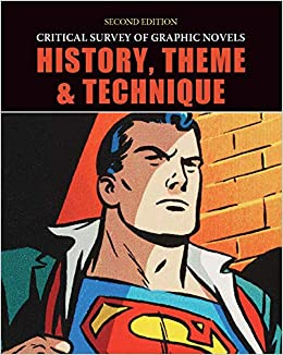 Critical Survey of Graphic Novels ebook