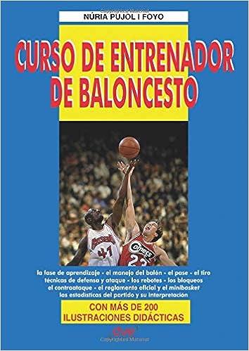 Amazon.com: Curso de entrenador de baloncesto (Spanish ...