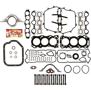 Full Gasket Set Fits 03-08 Infiniti Nissan 350Z FX35 3.5L V6 DOHC 24v