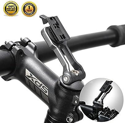 Gaciron Bicicleta bicicleta soporte para teléfono Universal 2 en 1 ...