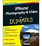 IPhone Photography & Video For Dummies (For Dummies (Lifestyles Paperback)) (Paperback) - Common