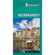 Michelin Green Guide Normandy, 8e