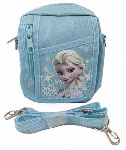 Disney Frozen Baby Blue Queen Elsa Camera Bag -