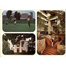 Lexington Marriott Resort at Griffing Gate Lexington, Kentucky Original Vintage Postcard