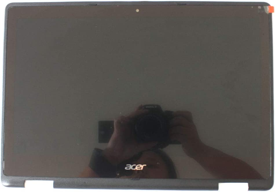 simda- 13.3 FHD LCD Touch Screen +Bezel Assembly for Acer Spin 5 SP513-51 LM133LF1L-02