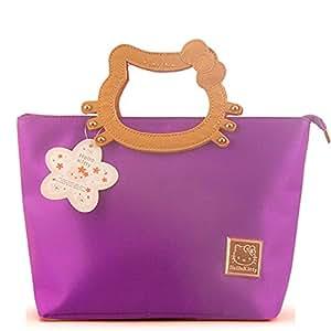 Hello kitty Waterproof shopping bag Shoulder Bag handbag Tote Bags HK@TLJBK08Z