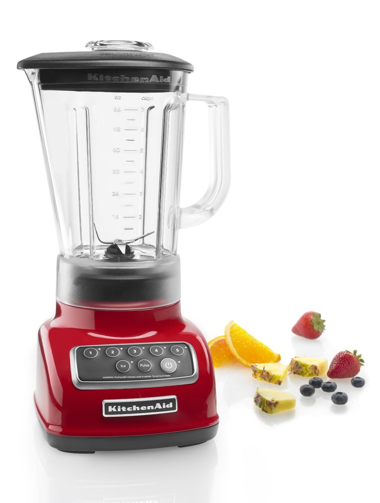 Exceptional Amazon.com: KitchenAid KSB1570ER 5 Speed Blender With 56 Ounce BPA Free  Pitcher   Empire Red: Electric Countertop Blenders: Kitchen U0026 Dining