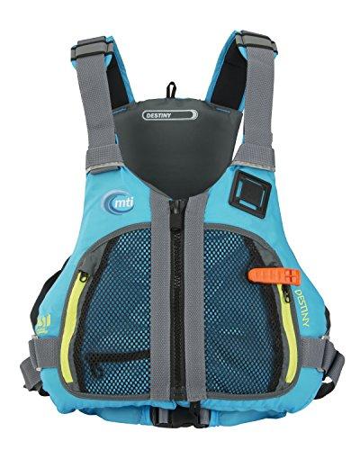 Life Jacket - Tropical Blue/Light Gray - SM/MD (29-40