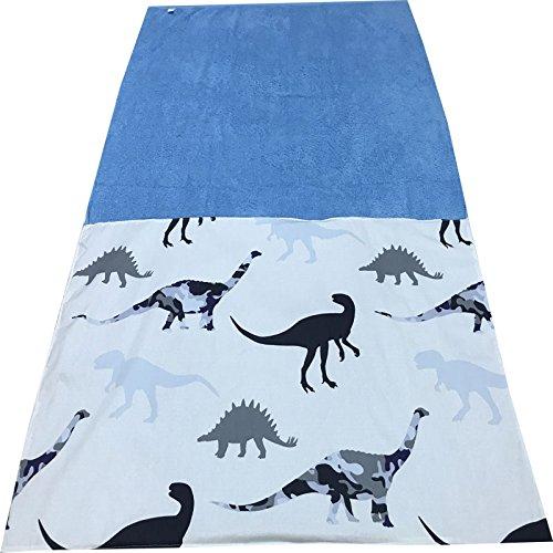 tolla playa dinosaurios azul con nombre. Previous page. Next page. Nuestras toallas personalizadas ...