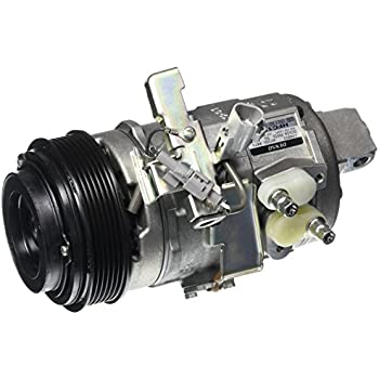 Denso 471-1485 New Compressor with Clutch