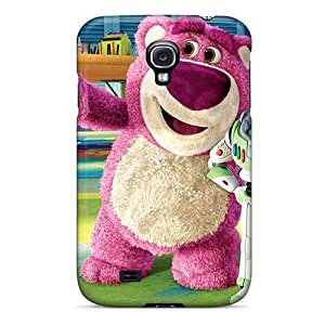 First-class Toy Story 3 Cases Covers For Galaxy S4 Dual Protection Covers