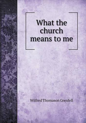 Read Online What the church means to me pdf epub