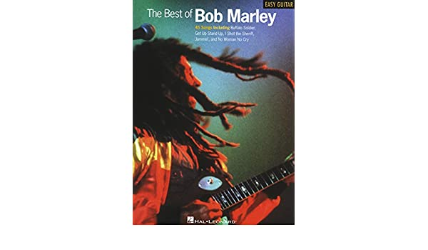 The Best of Bob Marley Songbook (English Edition) eBook: Marley ...