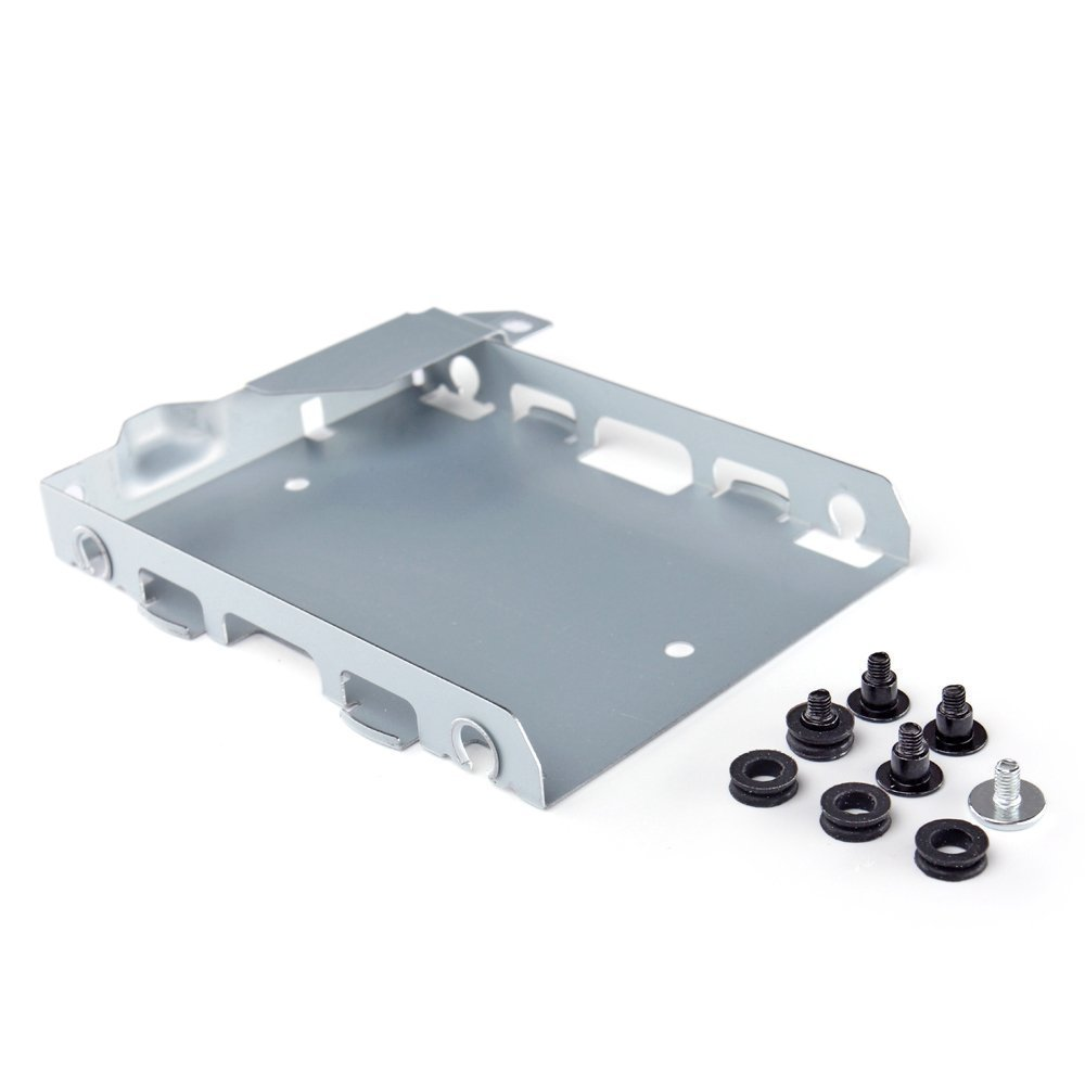 Amazon.com: Gametown® HDD Hard Drive Caddy with Screws for PS4 ...