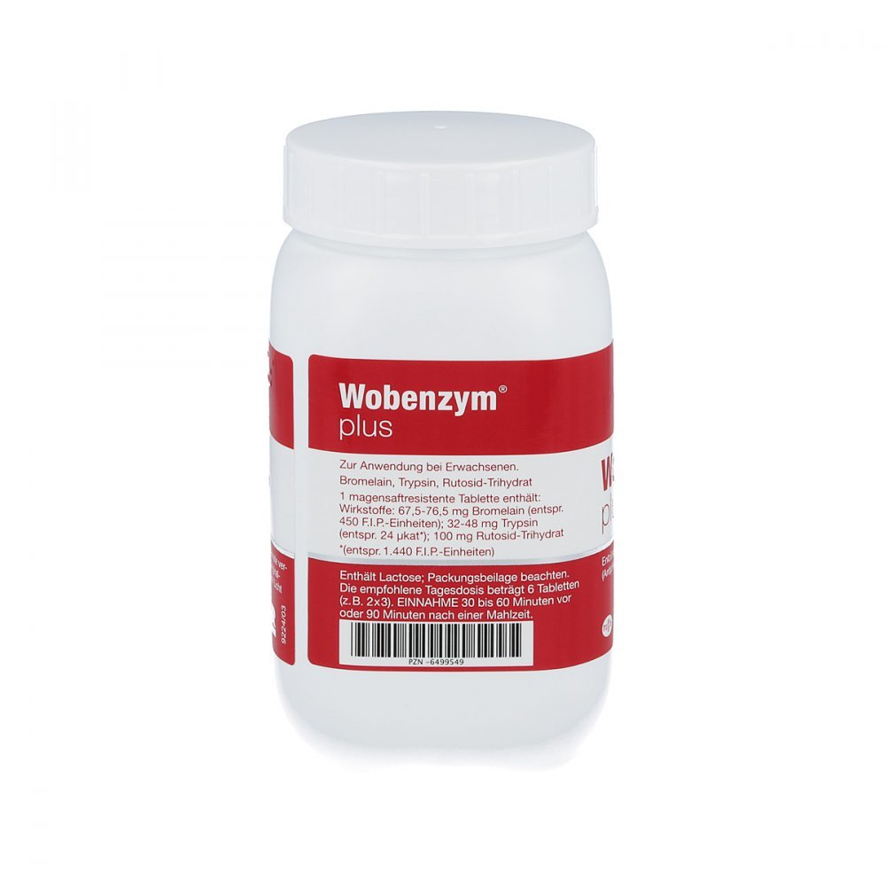 anti inflammation tabletter