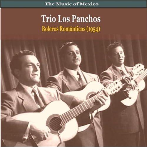 Resultado de imagen para the Music of Mexico Trio Los Panchos Boleros Romanticos