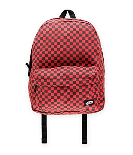checkered vans bag