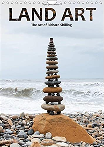 Land Art 2016 (Calvendo Art) by Richard Shilling