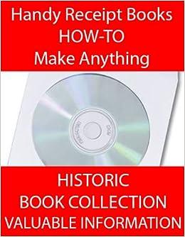the new family receipt book maria eliza rundell amazon com books