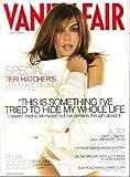 Vanity Fair Magazine (April, 2006) Teri Hatcher Cover