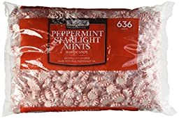 Starlights Mints Hard Candy - 7 lbs