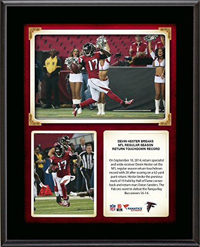 Devin Hester Nfl (Devin Hester Atlanta Falcons Sets NFL Regular Season Return Touchdown Record 10