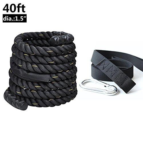 Poly 3 Strand Twist Rope - 8