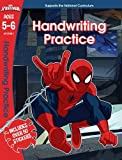 Spider-Man: Handwriting Practice, Ages 5-6 (Marvel Learning)