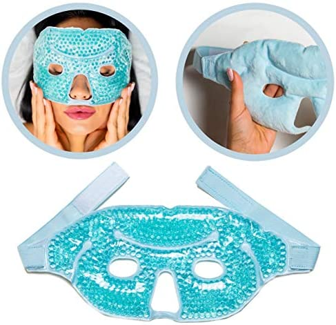 Gel Face Mask Cold Pack product image