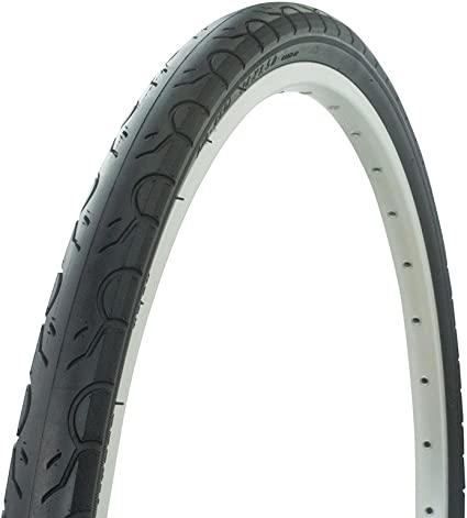 1 pair of 16 x 1.50 Bike Bicycle Tires Street Tread Black Kenda Kwest