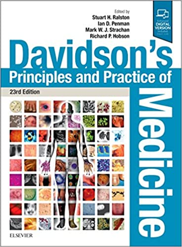 davidsons principles and practice of medicine 23rd edition amazon