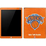 NBA New York Knicks iPad Pro Skin - New York Knicks Orange Primary Logo Vinyl Decal Skin For Your iPad Pro