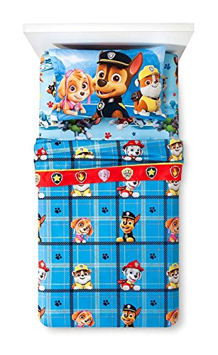 Paw Patrol MicroFiber Flannel Sheets product image