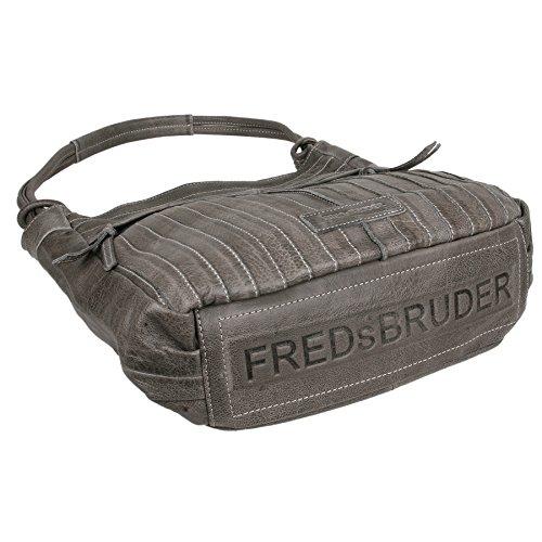 FREDsBRUDER Y Shopper in grey fb-18-806-33