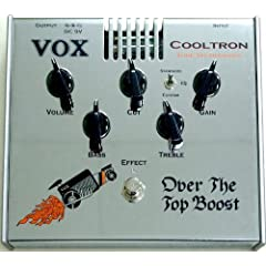 VOX Over The Top Boost