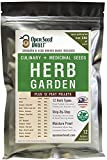 100% Non-GMO Heirloom Culinary and Medicial Herb
