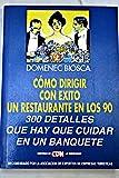 img - for Como Aplicar Con Exito En Los 90' (Spanish Edition) book / textbook / text book