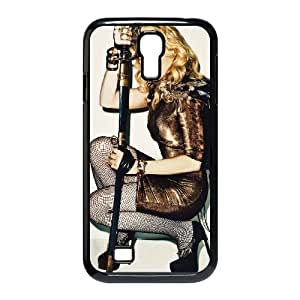 madonna louise ciccone with knife wide Samsung Galaxy S4 9500 Cell Phone Case Black gift PJZ003-7499855