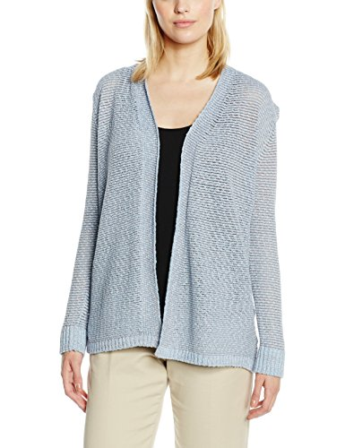 Barclay Blue Multicolore Gilet Betty Taupe Femme d6Tgfw