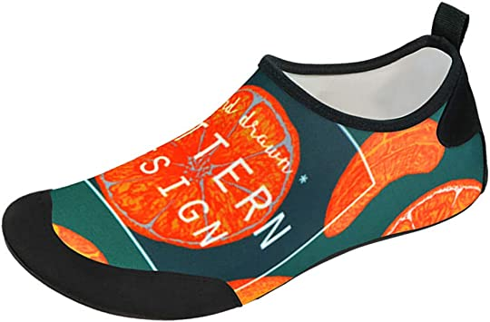 Zapatos De Agua, Zapatillas De Buceo De Natación Surf: Amazon ...