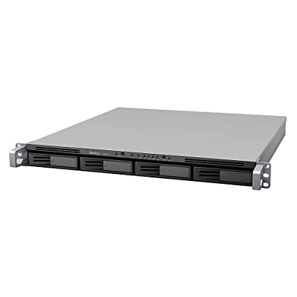 Synology RackStation 4-Bay - Diskless 1U NAS Rackmount Network Attached Storage (RS812+)  sc 1 st  Amazon.com & Amazon.com: Synology RackStation 4-Bay - Diskless 1U NAS Rackmount ...